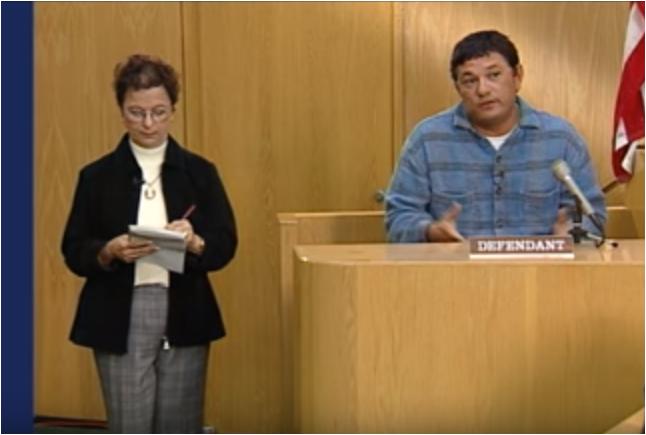 defendant Interpreter